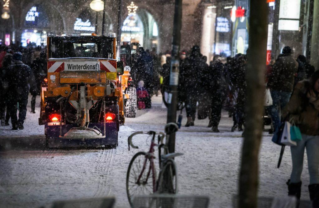 Saisondienste Wachtberg - Wir beseitigen Schnee und Eis für Sie